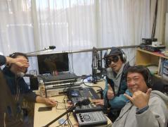 今年初のFM放送