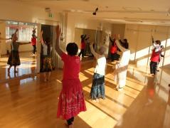 健康フラダンス