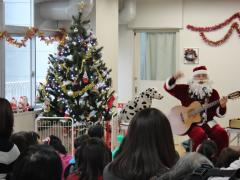 大成功のクリスマス会