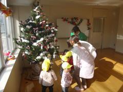 クリスマス準備�U
