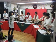 「クリスマス会」➀